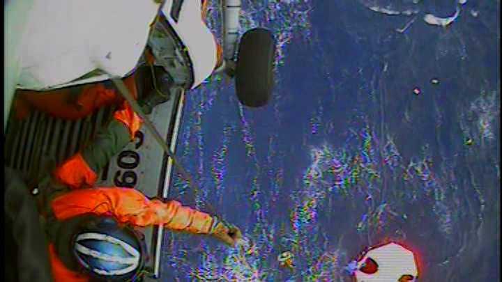 NC ship crew rescue
