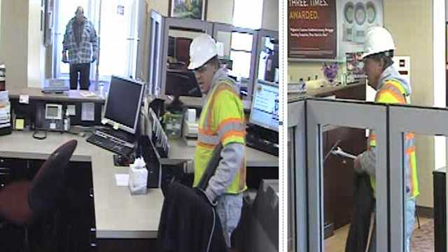 Surveillance photo - BB&T Bank branch in Fallston