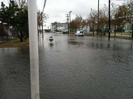 4th Street in Ocean City.
