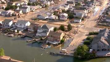 It's another example since Sandy hit of Maryland pitching in to help its northern neighbors.