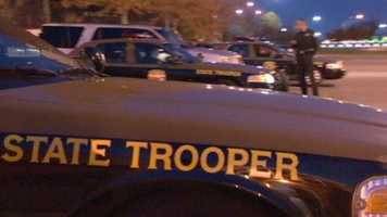 Maryland State Police said the department will get reimbursed by the federal government for the troopers' time working up north.