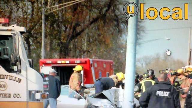 Beaver Dam Road crash - u local