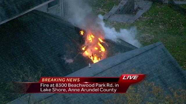 Lake Shore Fire