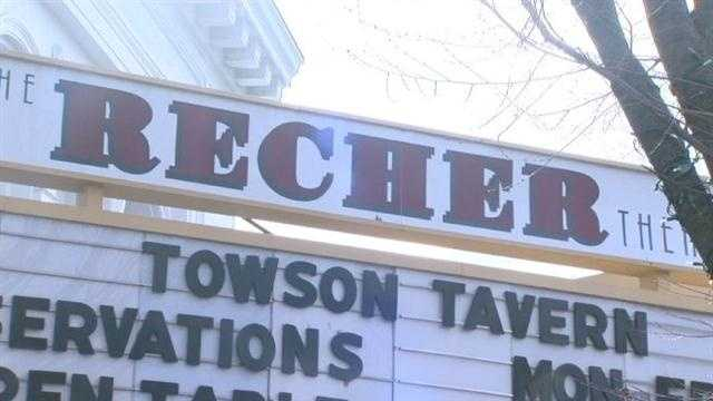 The Baltimore County Liquor Board and the owners of the Recher Theater in Towson have come to an agreement.