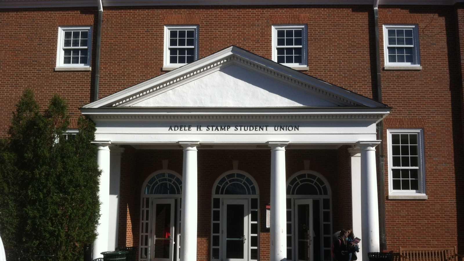 University of Maryland Stamp Student Union