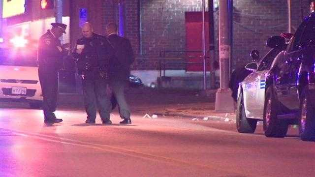 City's homicide rate rises with latest shooting