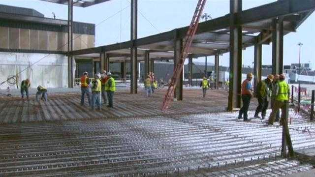 BWI construction