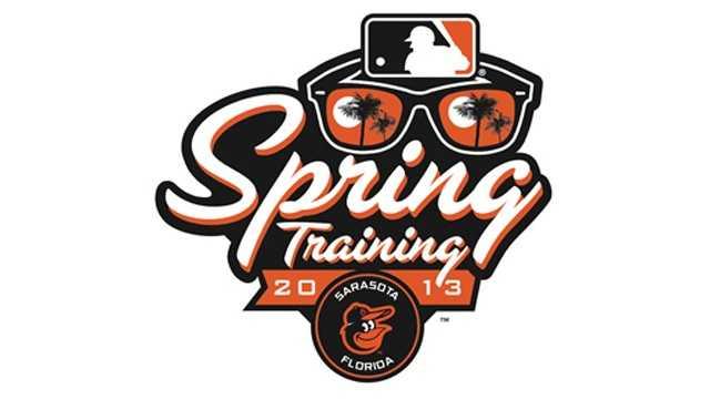 Orioles 2013 Spring Training logo