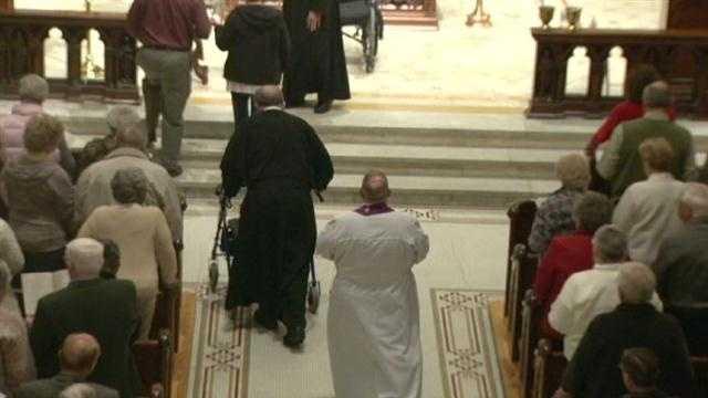PRIEST PARALYZED