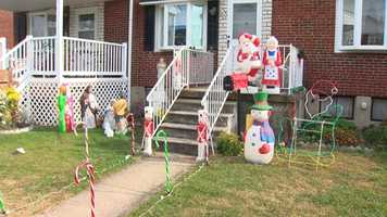 """This is the holidays, you know? You just don't go out stealing people's lawn ornaments. It's just something you don't do,"" Smith said."