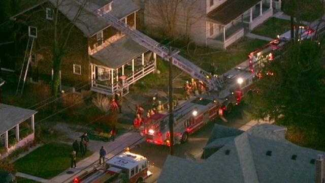 Catonsville Fire