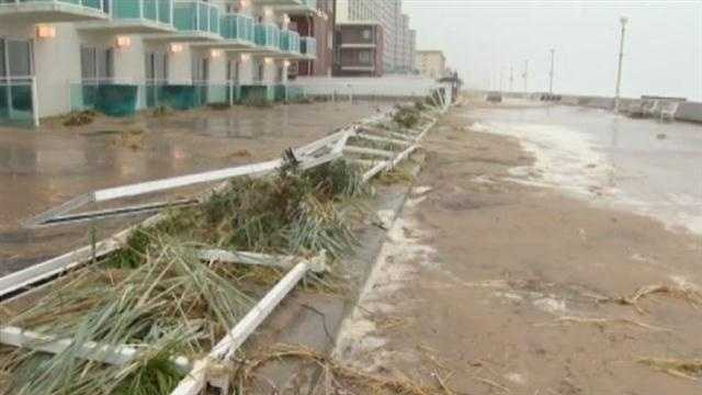 FEMA denies individual assistance for Maryland residents