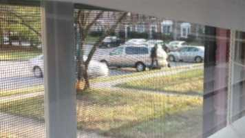 Baltimore County police arrest two teens after a crime spree in Catonsville that got alert neighbors involved in the hunt for the suspects. Neighbors even took pictures.