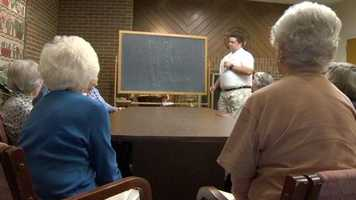 Senior citizens at a senior living facility in Cockeysville are seeing the benefits of an innovative new class designed to keep aging minds sharp. See how.