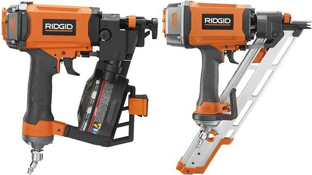 Nail Guns Recalled Over Laceration Injury Hazard