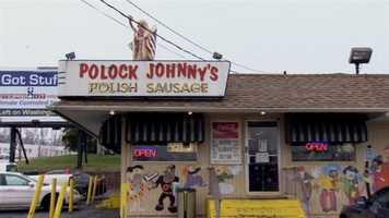 Polack Johnny's on Washington Boulevard has been there for over 4 decades, but the Baltimore tradition is closing.