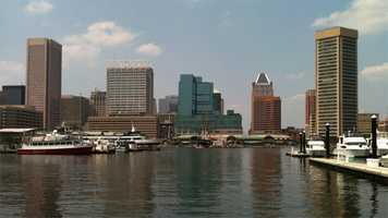 FindTheData.org ranks the top-salary jobs in the Baltimore area.