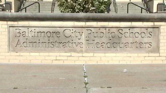 Baltimore to cut temporary school employees