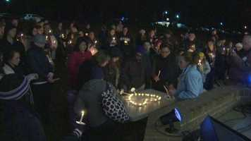 Efforts to offer comfort to the Newtown community have sprung up all over the country.