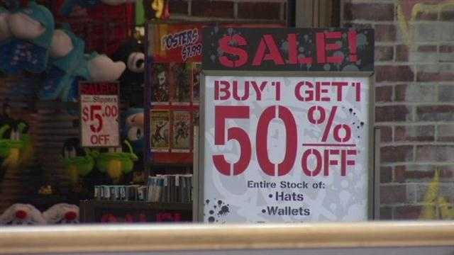 Savvy shoppers say they stick around after the holiday to get the great deals.