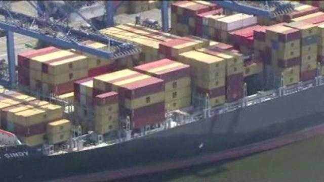 Port of Baltimore preparing for possible labor dispute
