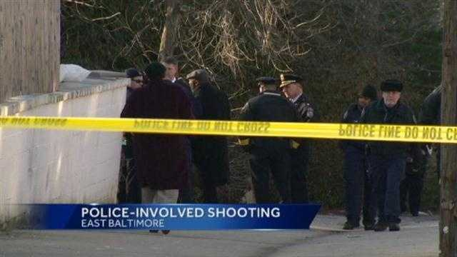 police-involved shooting Cliffmont Avenue