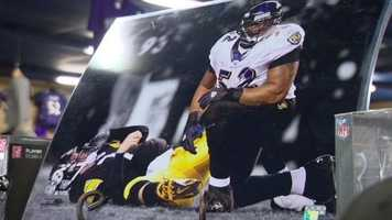 Several local stores are scrambling to add Ray Lewis merchandise to their store shelves.