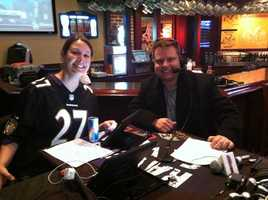 98 Rock's Mickey and Amelia fired up