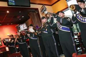 The Marching Ravens Band