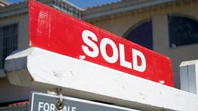 House Sold Sign Generic