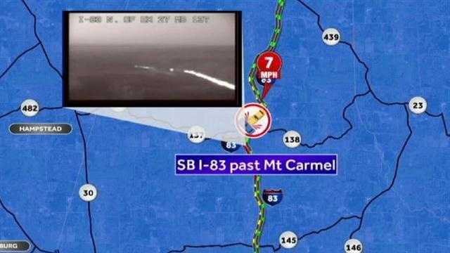 Mt Carmel Road crash