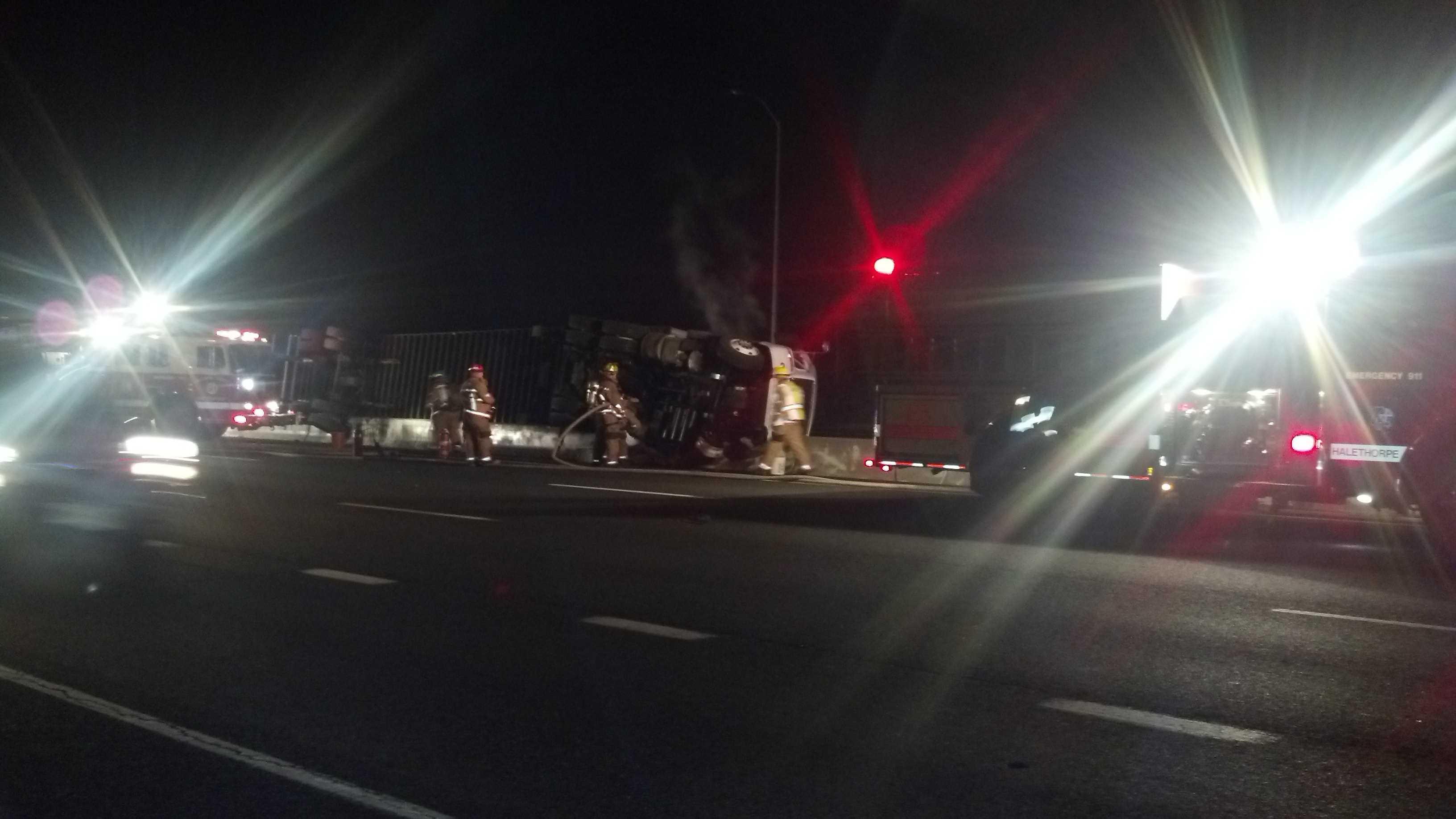 ulocal Beltway crash photo