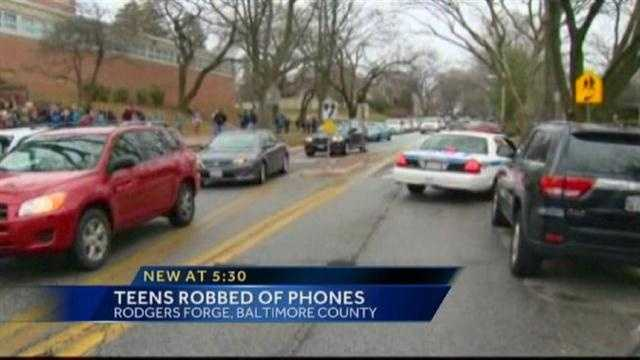 Cellphone Robbery