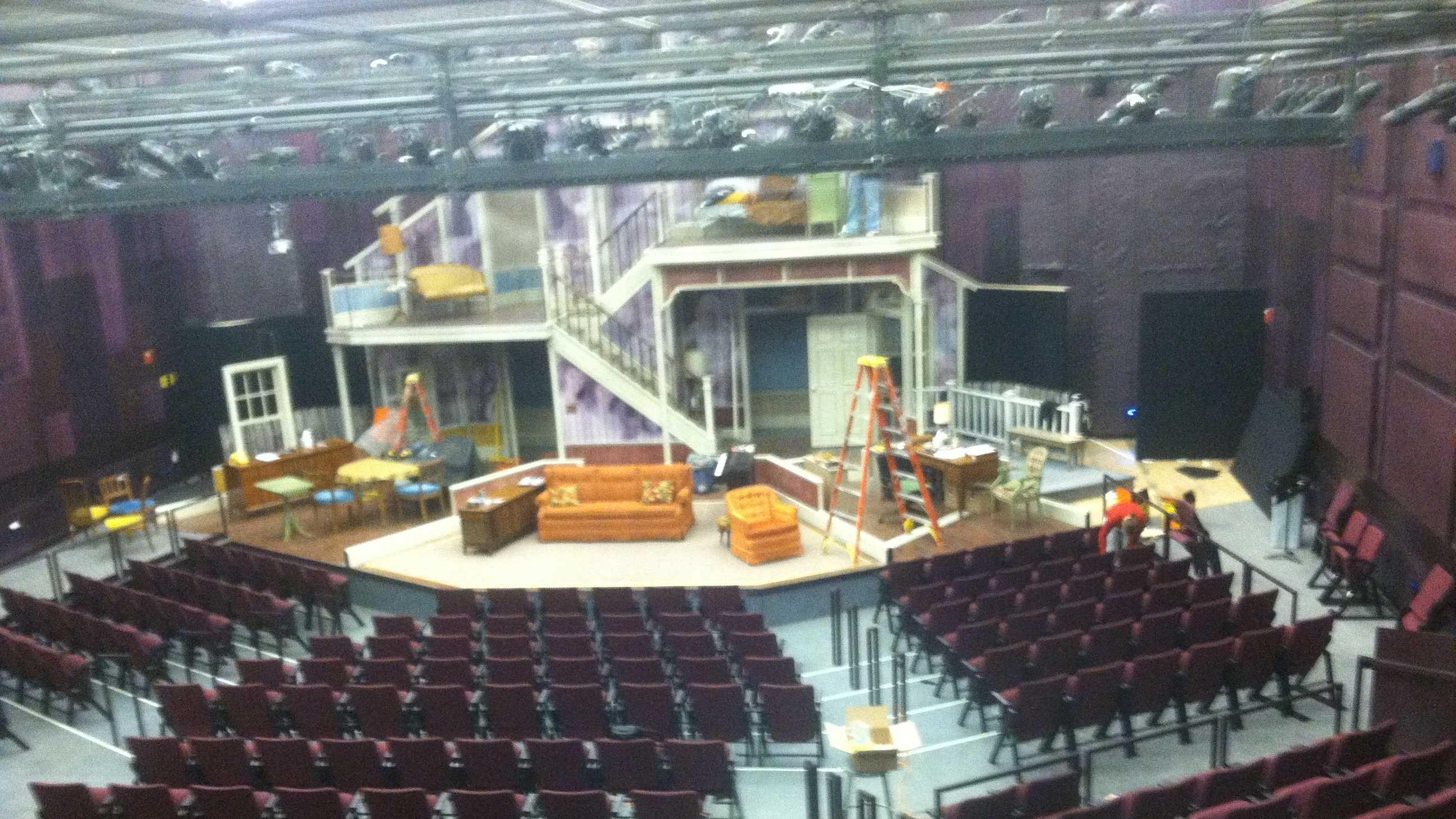 new Everyman Theater