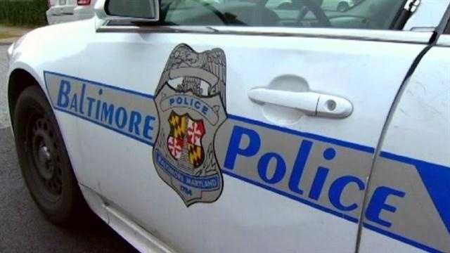 Baltimore police investigate double shooting