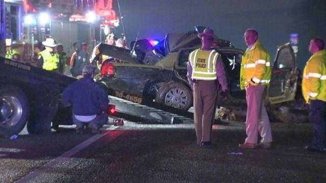 state trooper crash