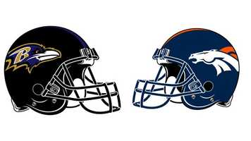 Dec. 16: Two of the AFC's best squared off with the Broncos cruising to a 34-17 victory over the Ravens. It was the Broncos' ninth-consecutive win, while the Ravens lost a third straight for just the third time in the five-year John Harbaugh era. Denver led from start to finish with the biggest blow coming at the end of the first half. Trailing 10-0, Baltimore drove to the Broncos' 4-yard line with 30 seconds and three timeouts left near the end of the second quarter. CB Chris Harris, in a momentum-turning play, grabbed a QB Joe Flacco pass intended for WR Anquan Boldin and raced 98 yards to the end zone with the INT to give the Broncos a 17-0 halftime lead. The Ravens played with a depleted defense, missing four of their top five tacklers (S Bernard Pollard, LB Jameel McClain, LB Dannell Ellerbe and LB Ray Lewis). Offensive first-teamers, Pro Bowl G Marshal Yanda and TE Ed Dickson, also were sidelined. The Broncos took a 3-0 first-quarter lead on K Matt Prater's 27-yard field goal. RB Jacob Hester's 1-yard TD run gave the Broncos a 10-0 second-quarter lead. The Ravens opened the second half with a K Justin Tucker 45-yard FG before QB Peyton Manning hit WR Eric Decker with a 51-yard TD throw that gave Denver a 24-3 advantage. Two minutes later, following a Baltimore three-and-out, RB Knowshon Moreno made it 31-3 with a 6-yard TD sprint. TE Dennis Pitta, who enjoyed a career-best day with 7 catches for 125 yards, made the score respectable with 2 TD catches. The first was for 31 yards, while the second was a spectacular 61-yard catch and run that saw Pitta break three tackles. Decker caught 8 of those for 133 yards. Moreno rushed for 118 yards on 22 carries. Denver held the ball 38:34 of the contest, limiting Baltimore to just 21:26. The Broncos' defense limited the Ravens' offense, playing its first game under new coordinator Jim Caldwell, to 1-of-12 on third down.