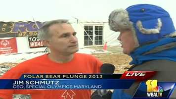 Special Olympics Maryland CEO Jim Schmutz talks with Rob Roblin about the importance of the event.