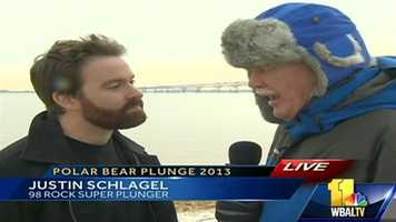 98 Rock's Justin Schlagel talks with Robbie about Super Plunging.