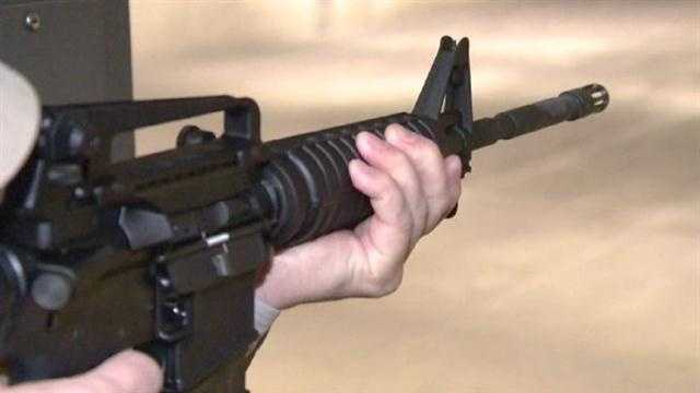 Lawmakers take aim at governor's gun proposal