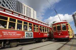 Canal Street railcars