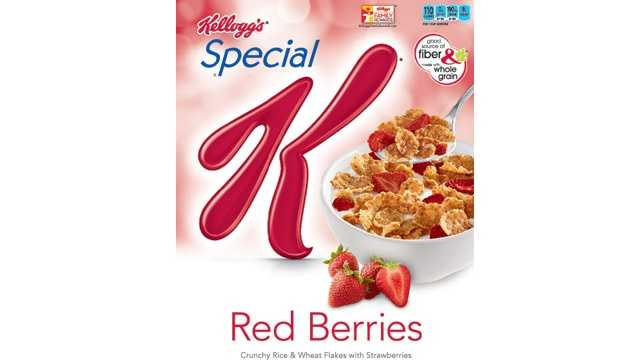 Special K with Red Berries image