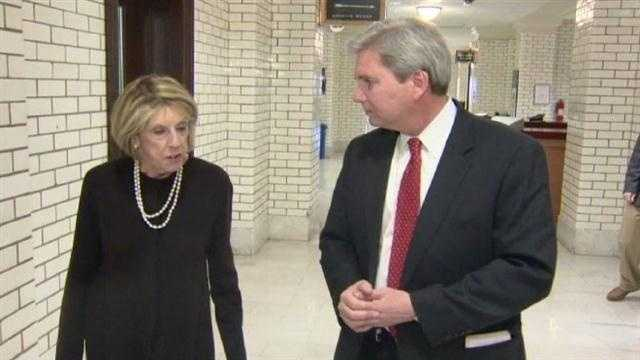 Gun control advocate promotes O'Malley's bill