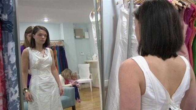 Shop promotes teen safety through dress sales