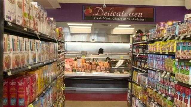 East Batimore grocery open