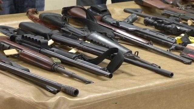 Howard County will hold its first gun buyback event in 18 years.