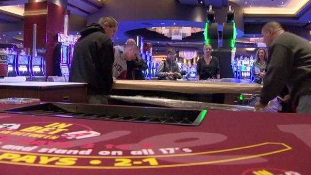 Maryland Live gets table games