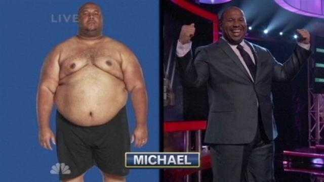 Michael Dorsey weight loss