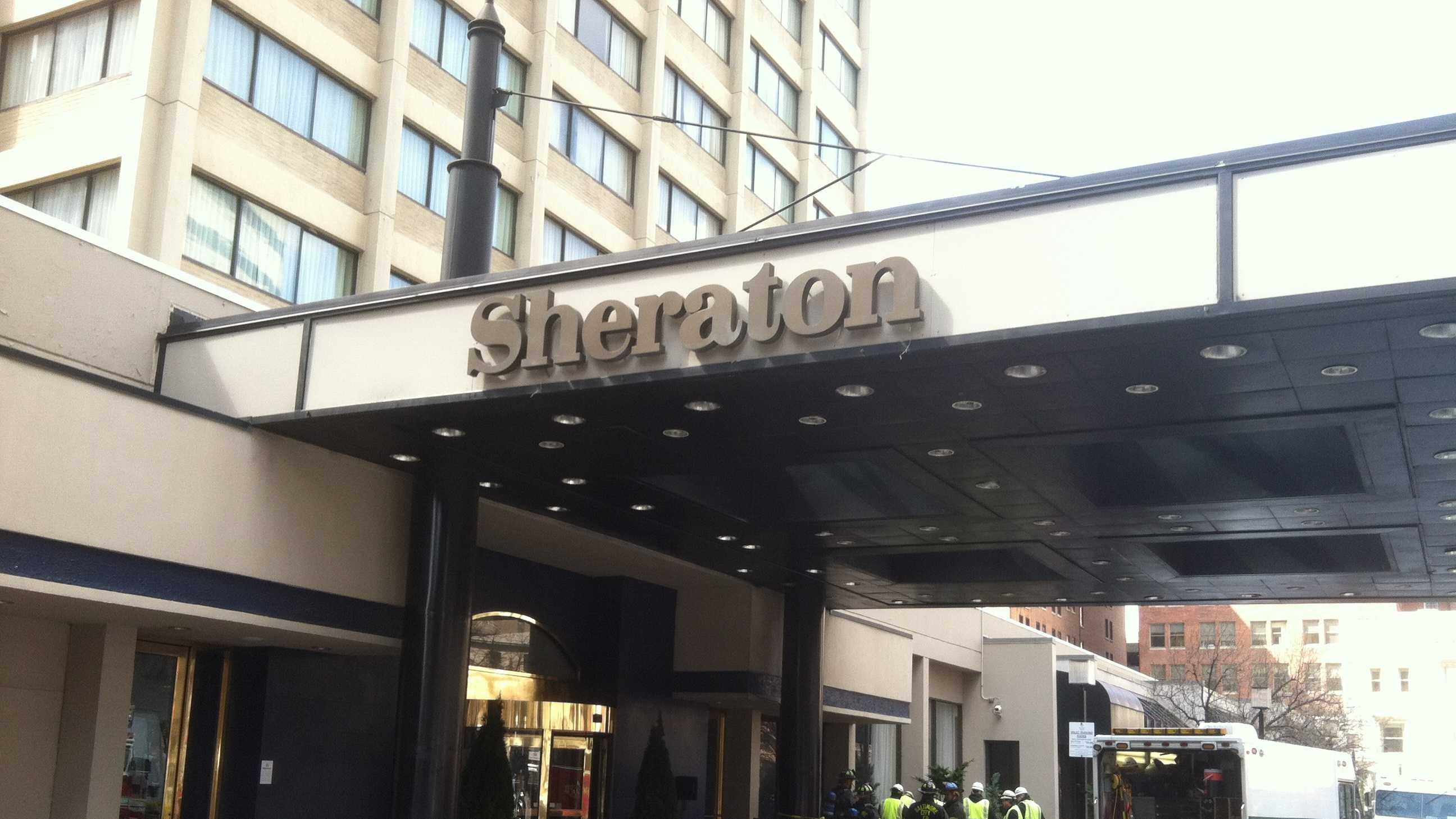 Sheraton fire2