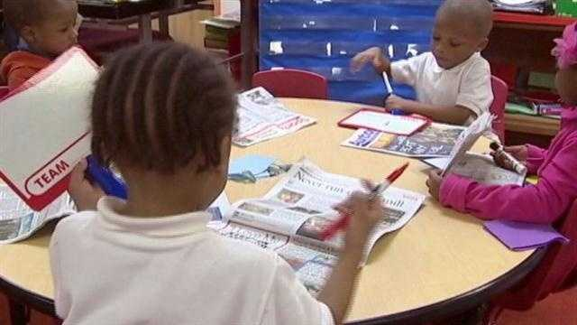 Maryland continues to get a passing grade for preparing its youngest learners for kindergarten, but a new report finds a slight decline.